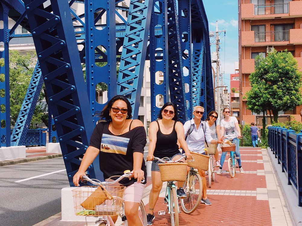 Neighborhood Cycling Tour