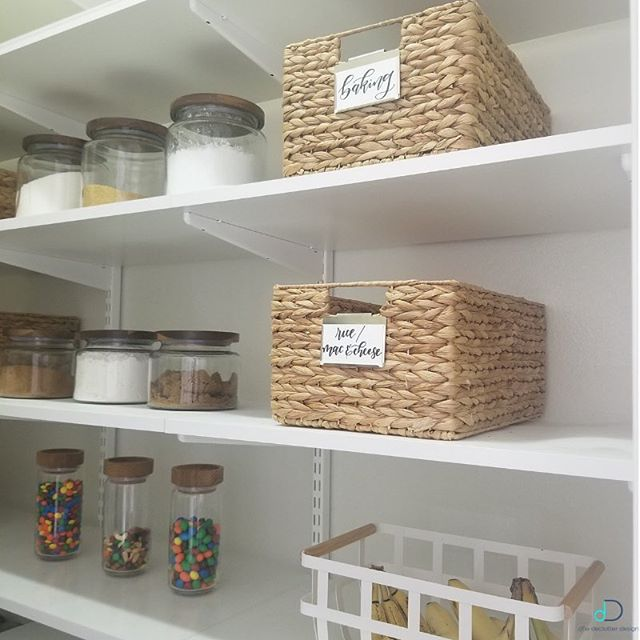 So proud to partner with @thecontainerstore to complete projects like this beautiful pantry! Did you know we declutter everything BEFORE the install and organize after? Give us a call and we will take care of you! 💙 • • • #professionalorganizer #lifestylefrisco #dallasinteriordesign #dallasrealestate #dallasmoms #dallasmomsblog #planomoms #mckinneymoms #organizationideas #dallastx #friscotx #mckinneytx #friscotxnews #friscotxevents #inspohome #closetorganization #friscomoms #allentx #functional #repurposed #dfwrealestate #dallaslife #dallasblogger