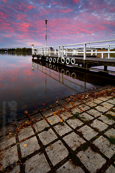 Lake Burley Jetty and Ramp