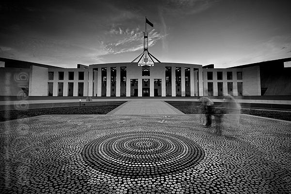 National Parliament Mosaic