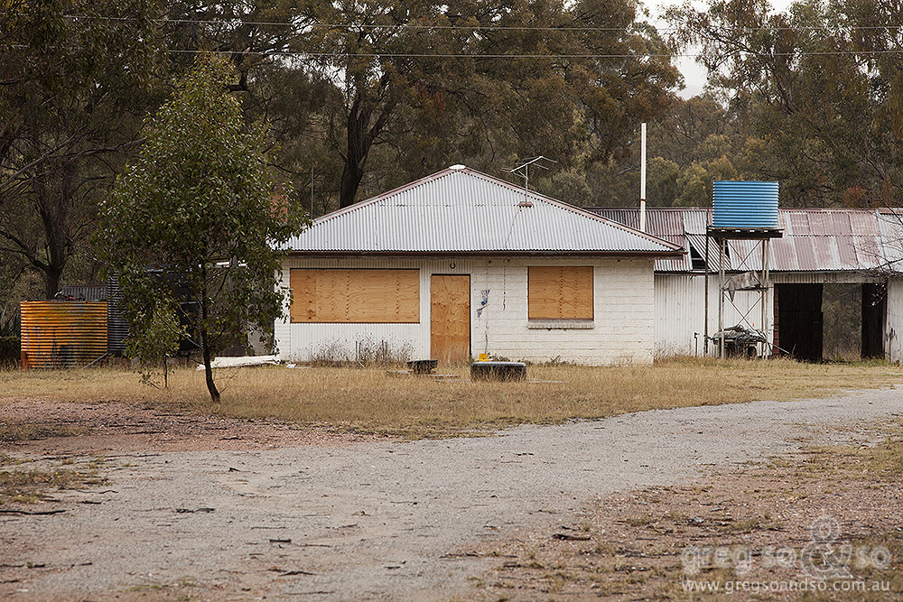 Home Abandoned 2, Warkworth NSW