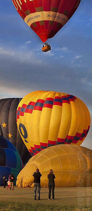 Balloon Festival, Canberra 100yr  celebrations 5