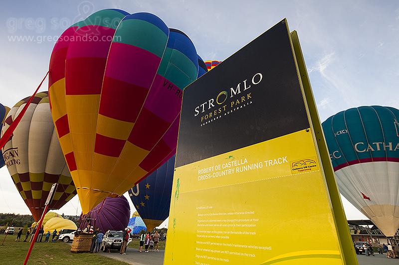 Balloon Festival, Canberra 100yr  celebrations 6