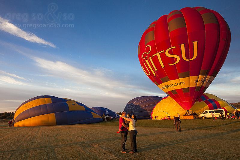 Balloon Festival, Canberra 100yr  celebrations 3