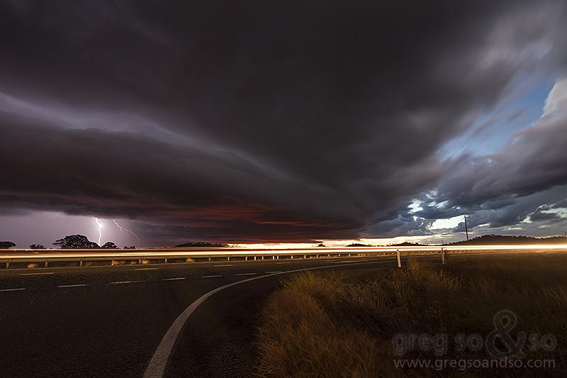 Barton Hwy Express Storm