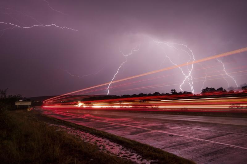 Hume Highway Lightning