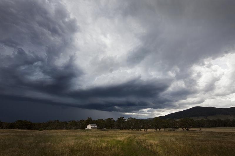 Majors Creek Severe Storm