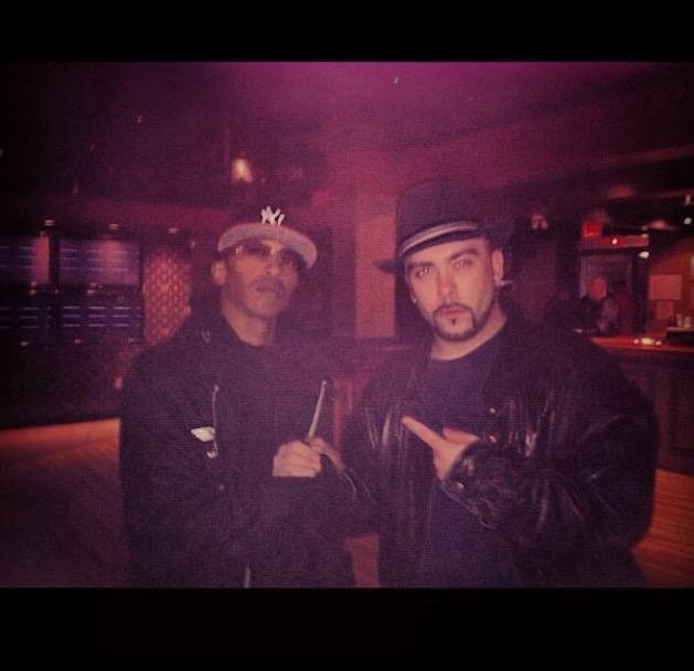 Fredro Starr of Onyx & Sikadime 2011