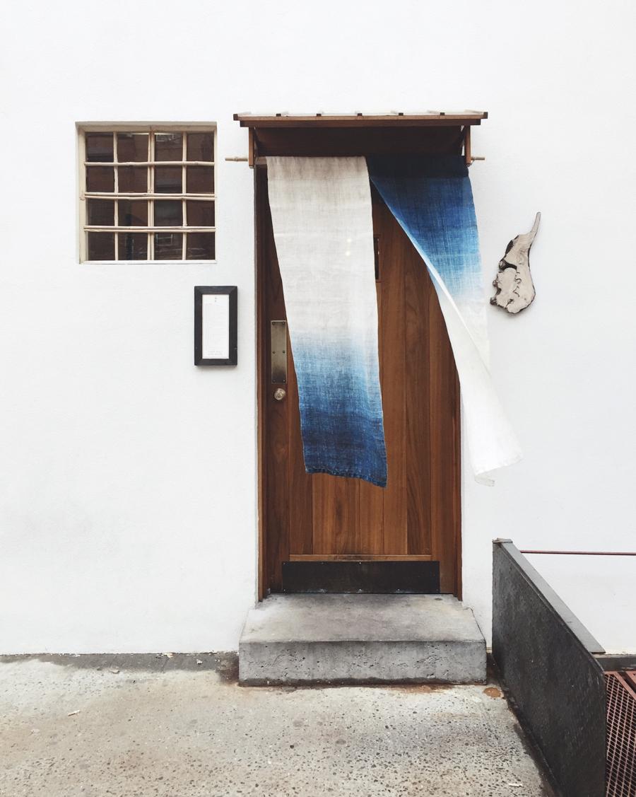 Raku-East-Village-Front-Door
