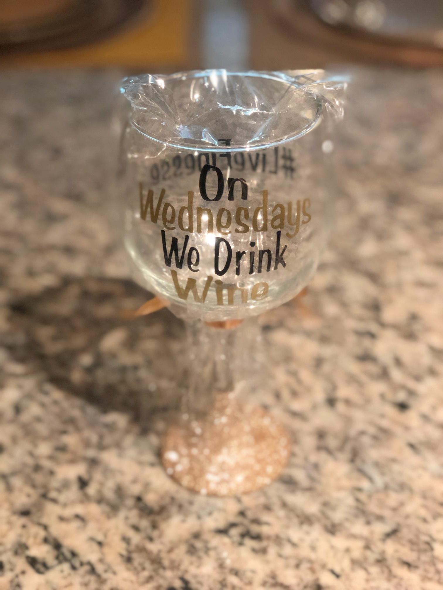 OWWDW Wine Glass