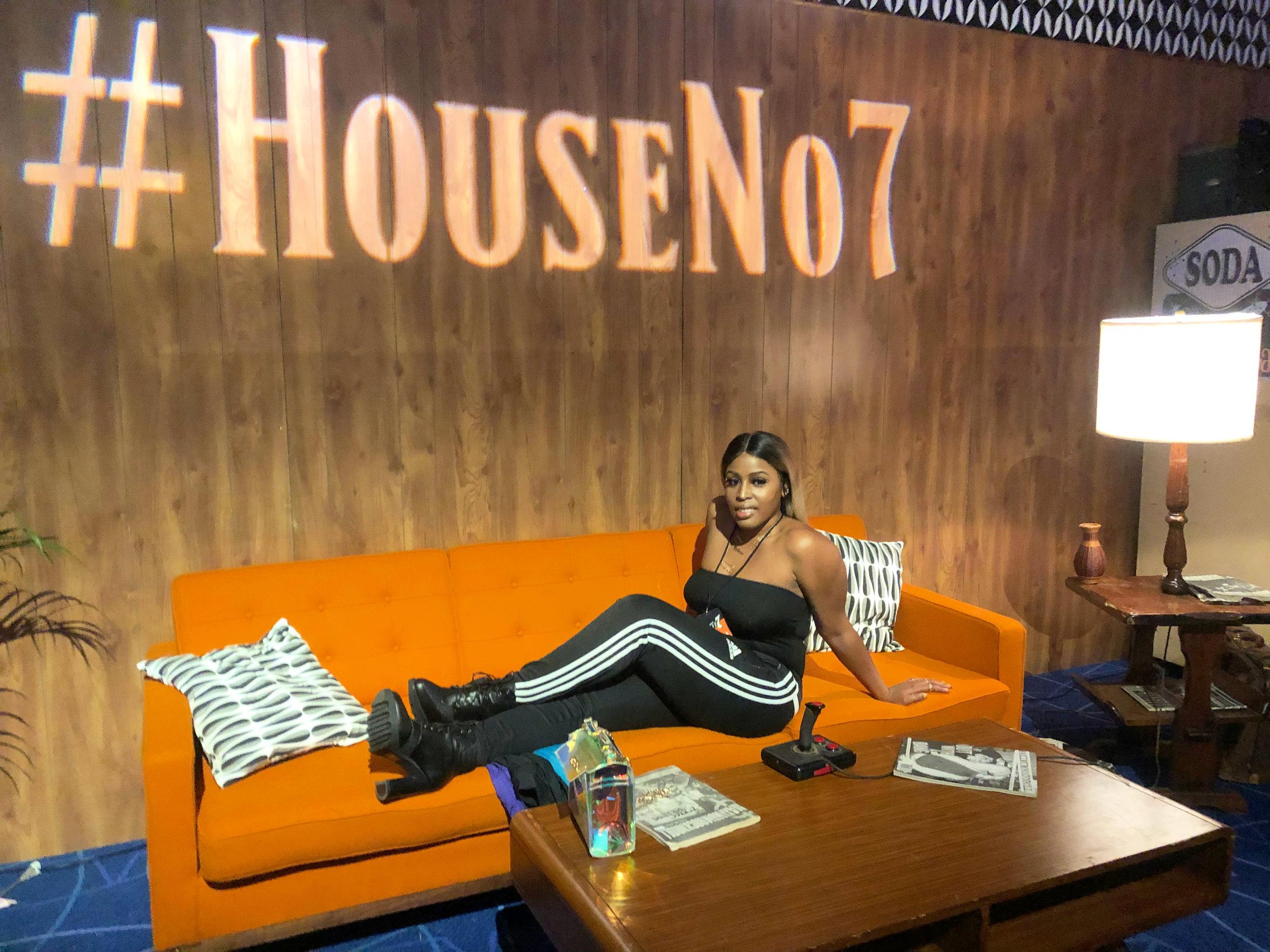 Check In- Jacks House No 7- ESSENCE SYLVIA SMITH- LIVE FINESSE