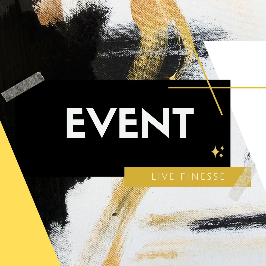 LIVE FINESSE- THE ANNIVERSARY-EVENT