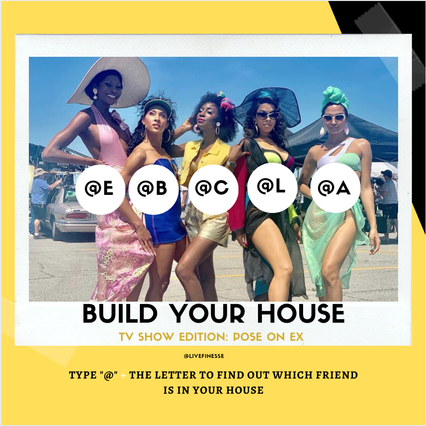 Build Your House- Pose Fx- Live Finesse