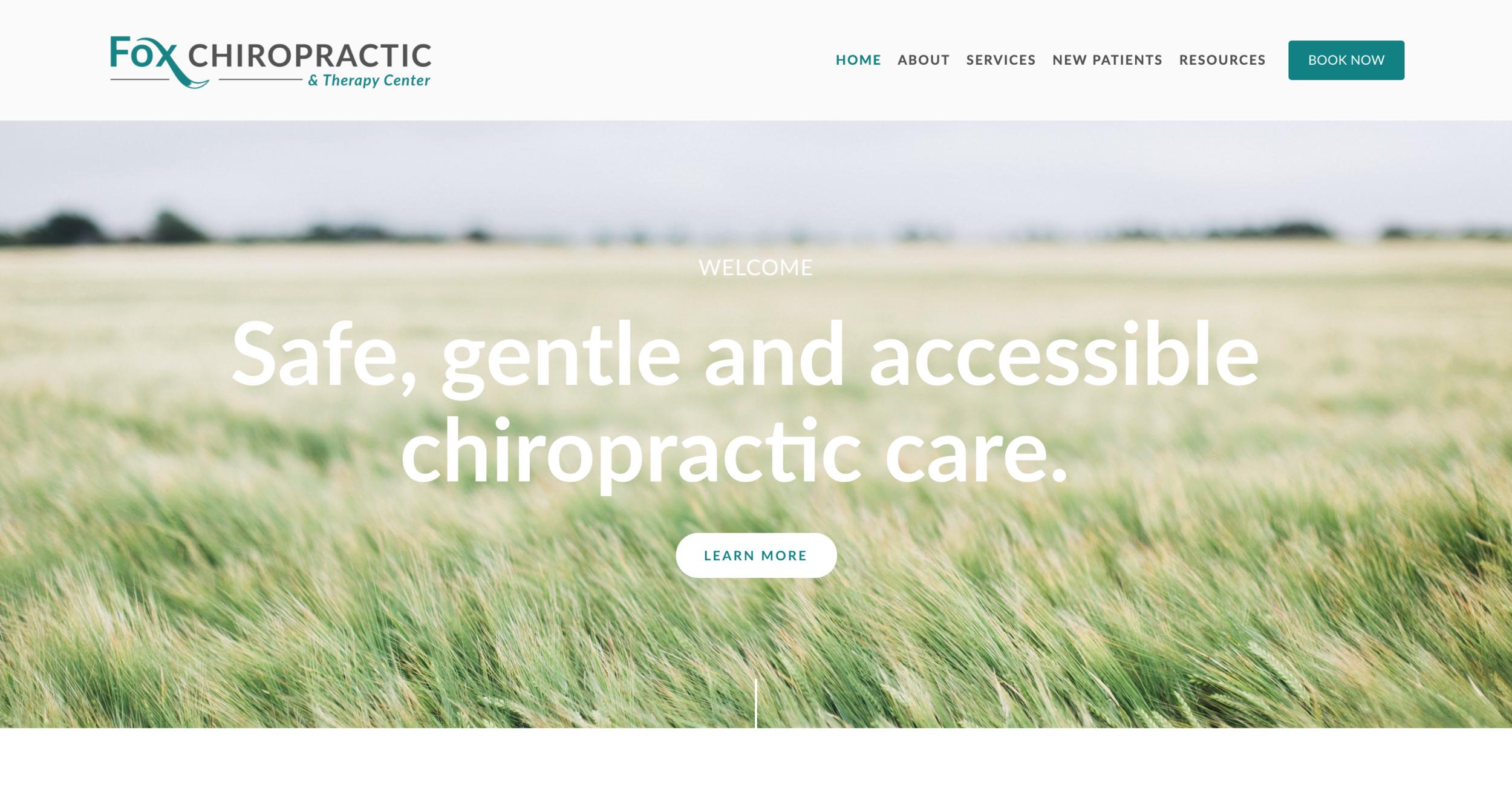 Medical Practice Website