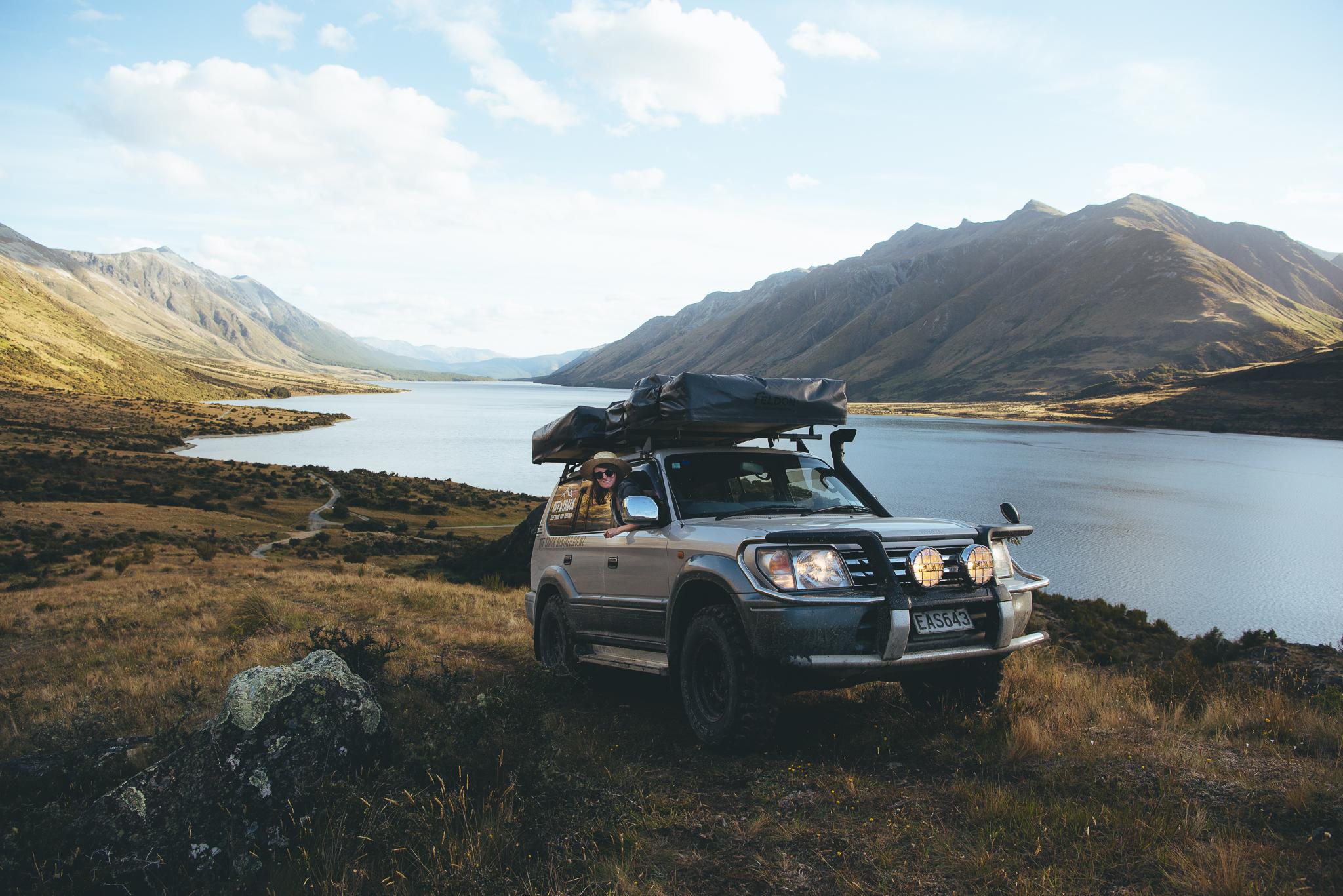 Off Track Rentals at Mavora Lakes, Southland New Zealand