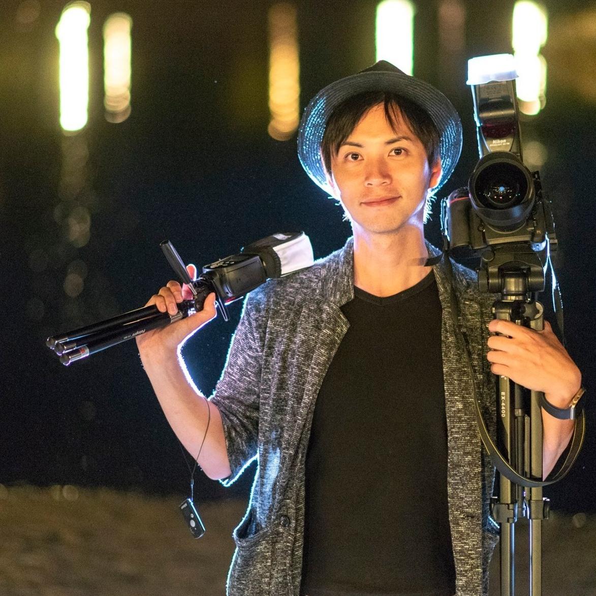 Photographer Paz - 〜 新しい未来に繋げる とっておきのお写真を 〜家族撮影・ウェディング・イベント撮影など出張カメラマンとして活躍している傍ら、創業予定の方に写真からアドバイス!カメラ初心者講座も運営中♪