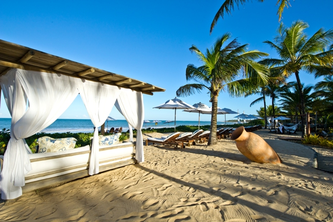 Top 5 Small Beach Hotels For Sale in Bahia-Brazil in April