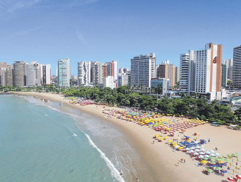Downtown Fortaleza