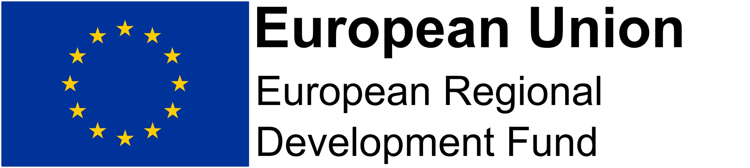 This project is part funded by the European Regional Development Fund.