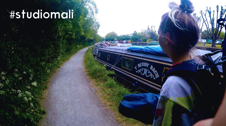 Ali Walking Canal