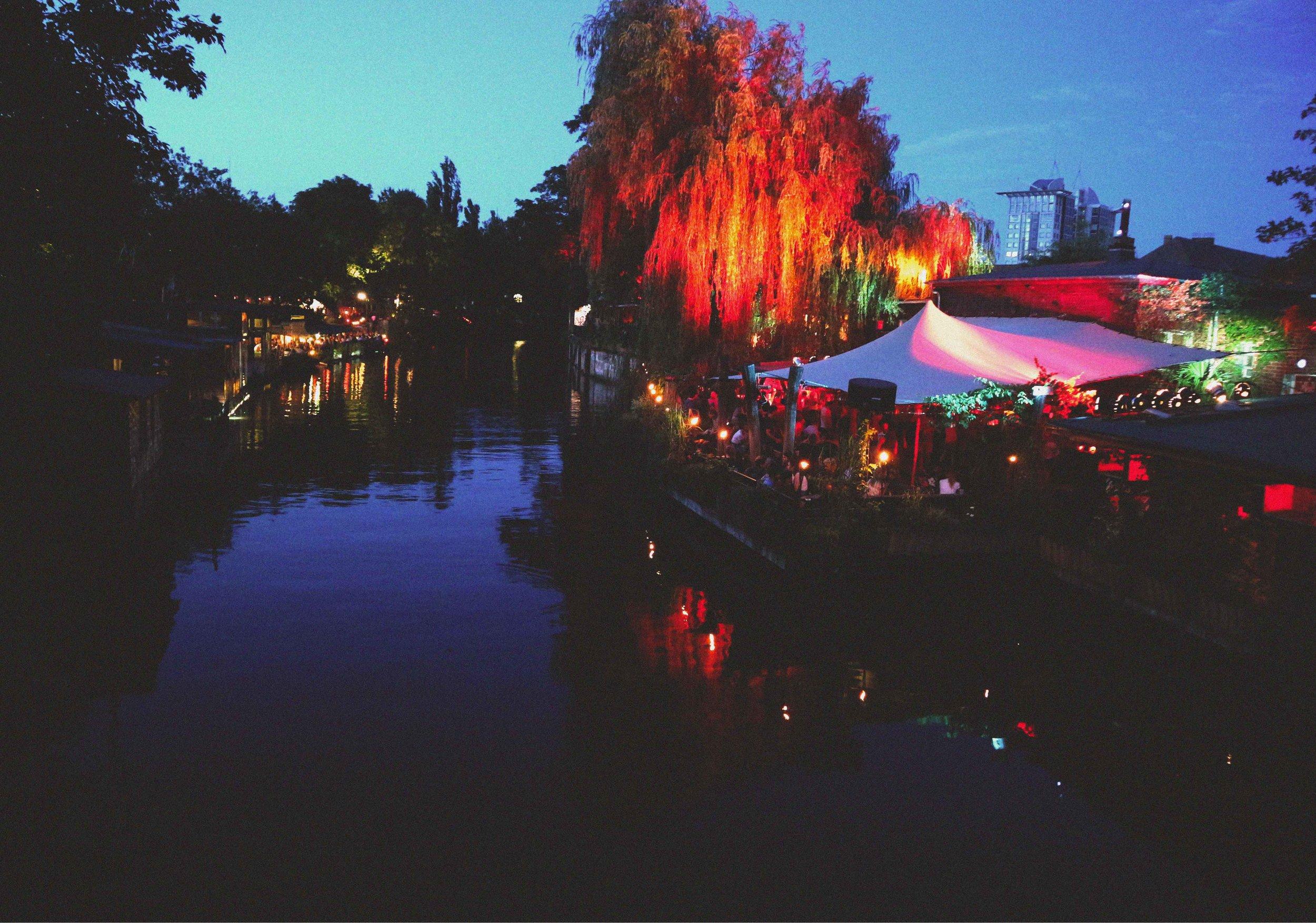 Nightlife in Kreuzberg