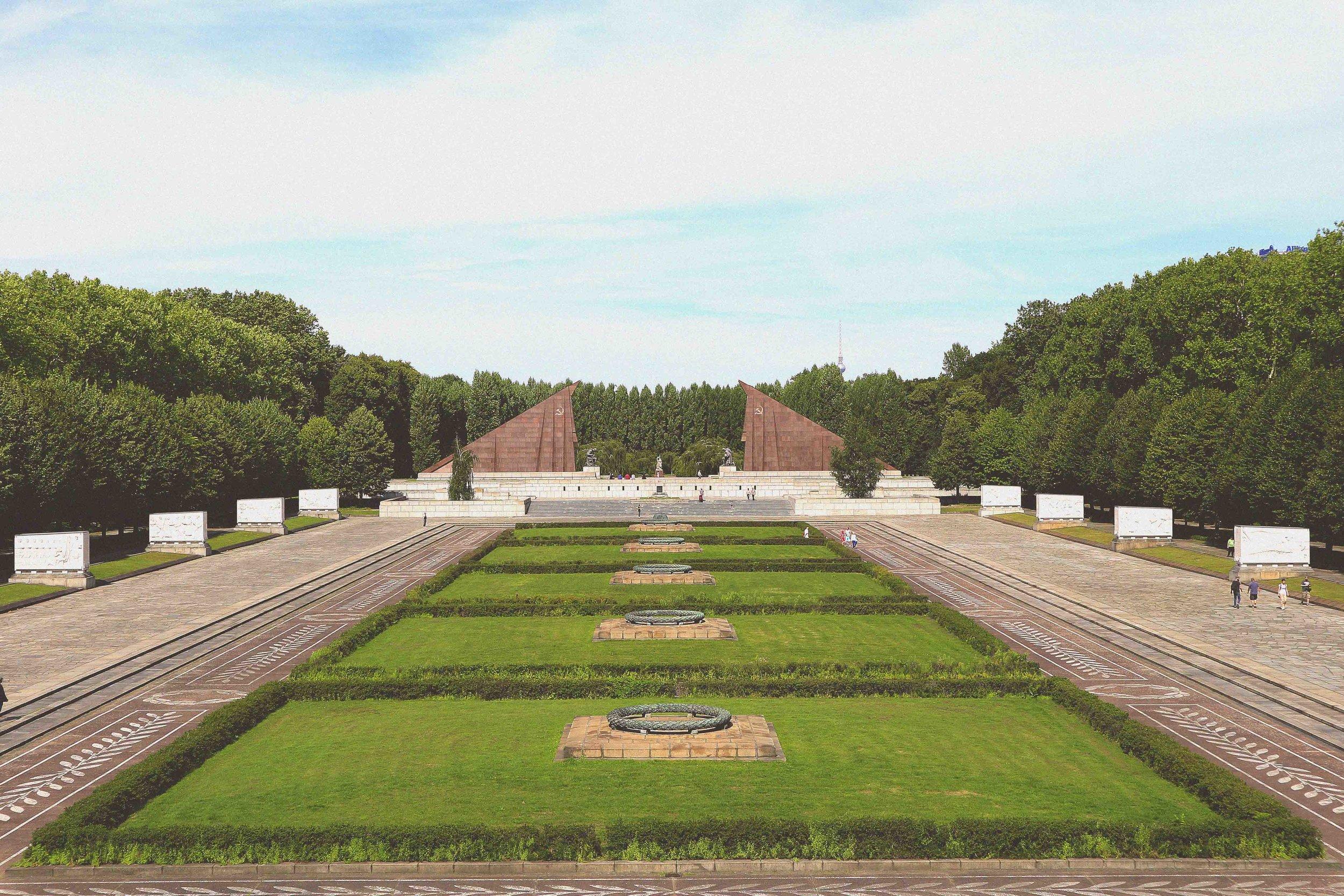 The Treptower Memorial