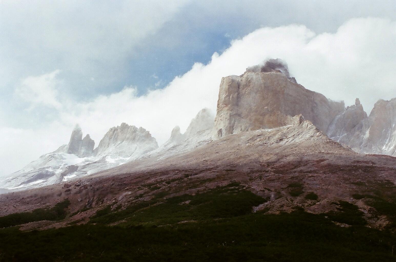Peaks in Patagonia