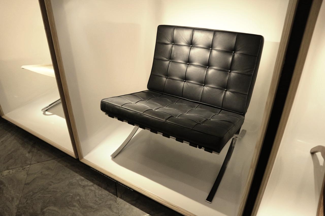 Mies Van Der Rohe's Barcelona Chair