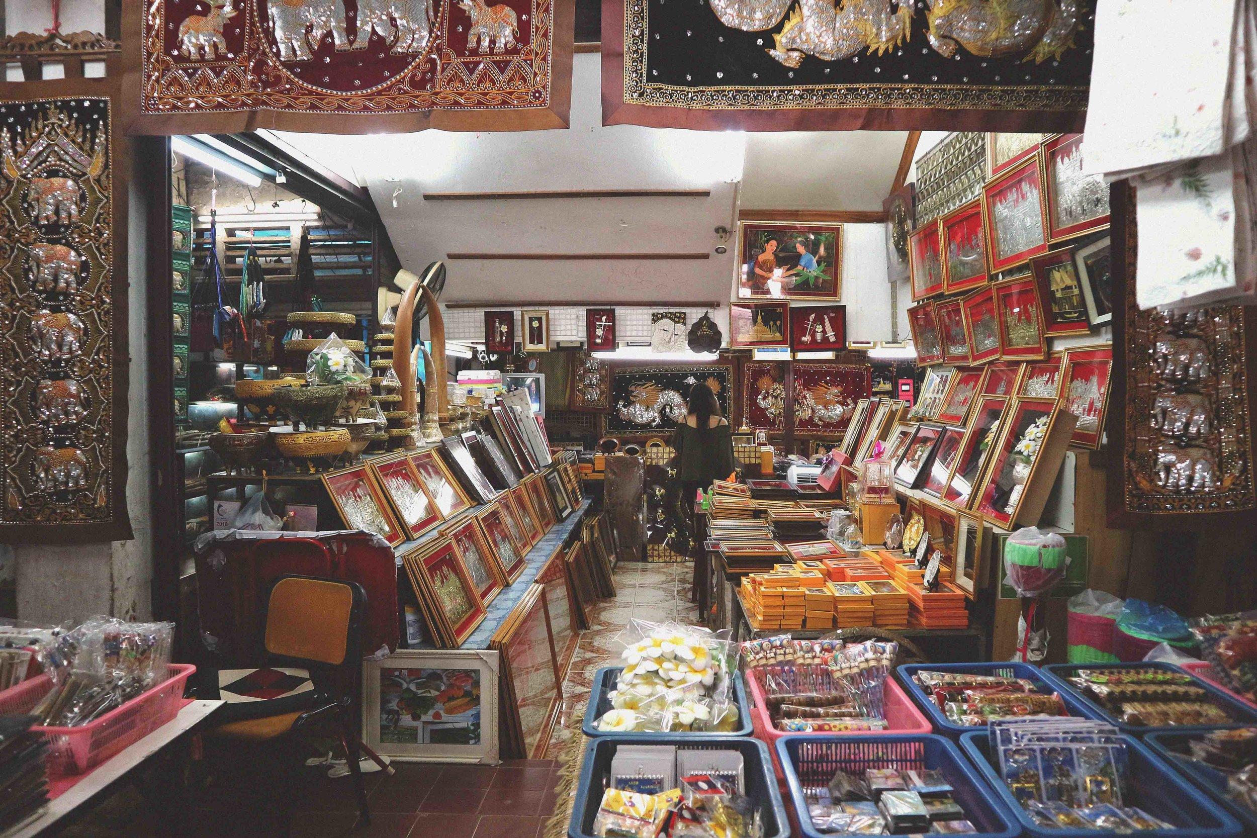 Talat Sao Morning Market