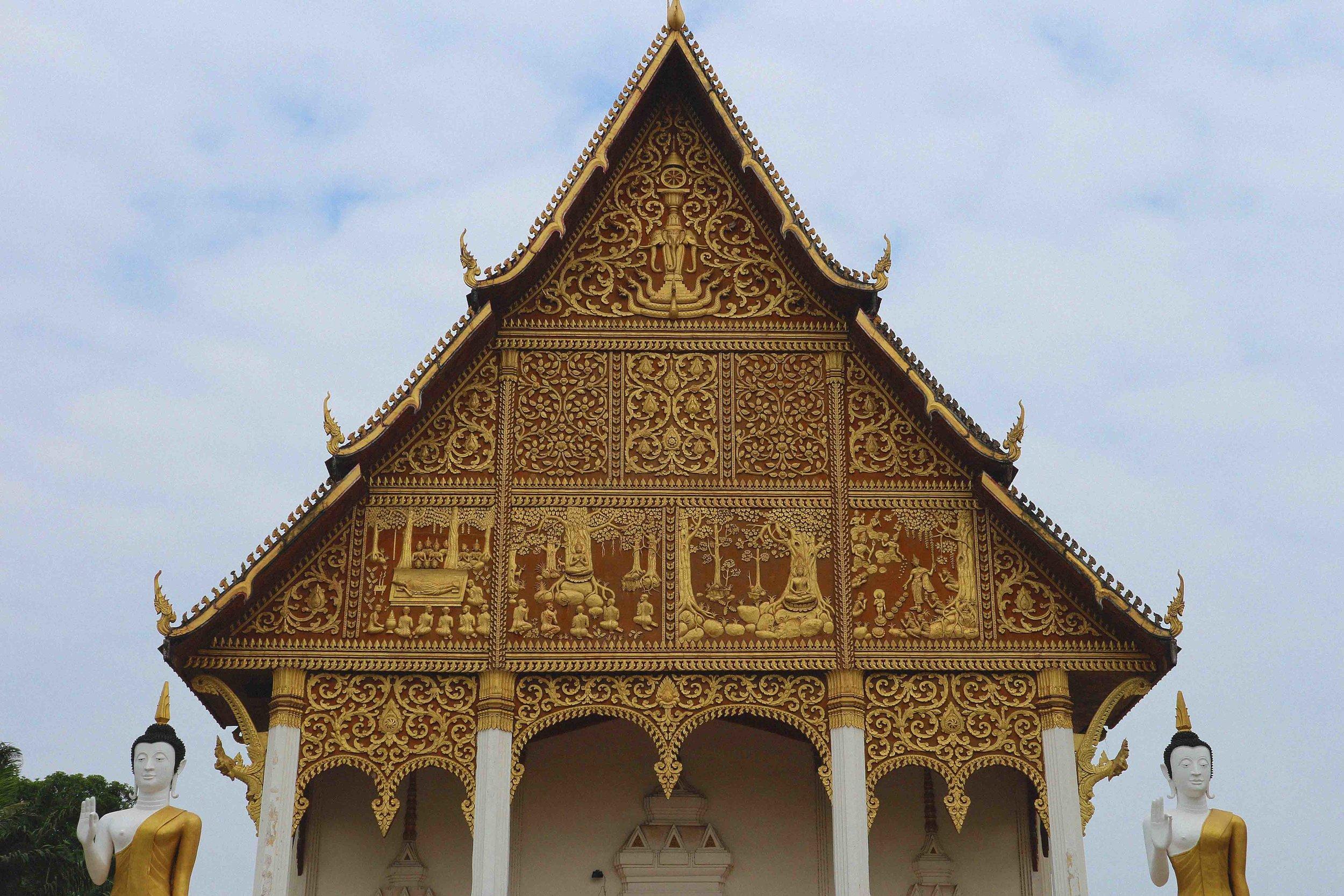That Luang Tai Temple