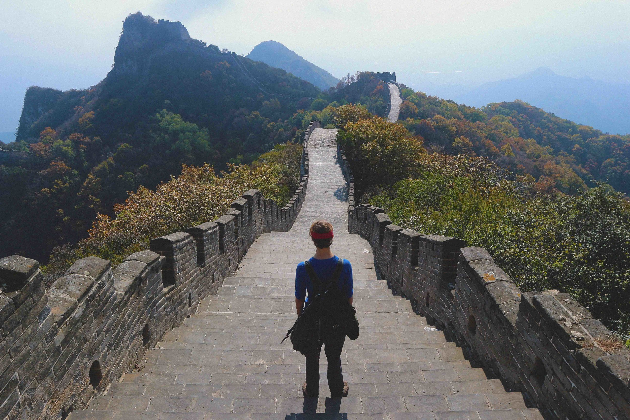 The Great Wall of China -