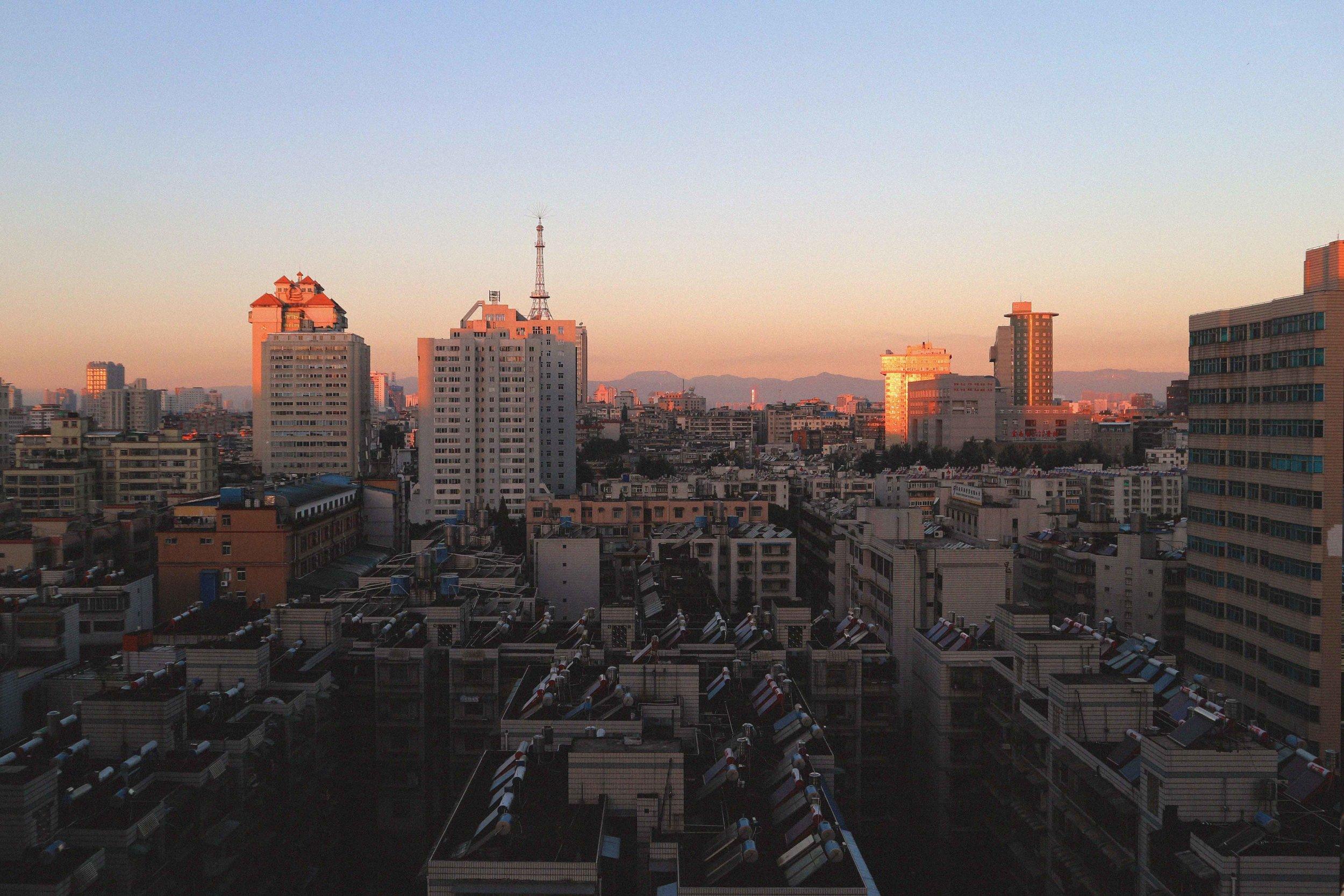 Kunming -