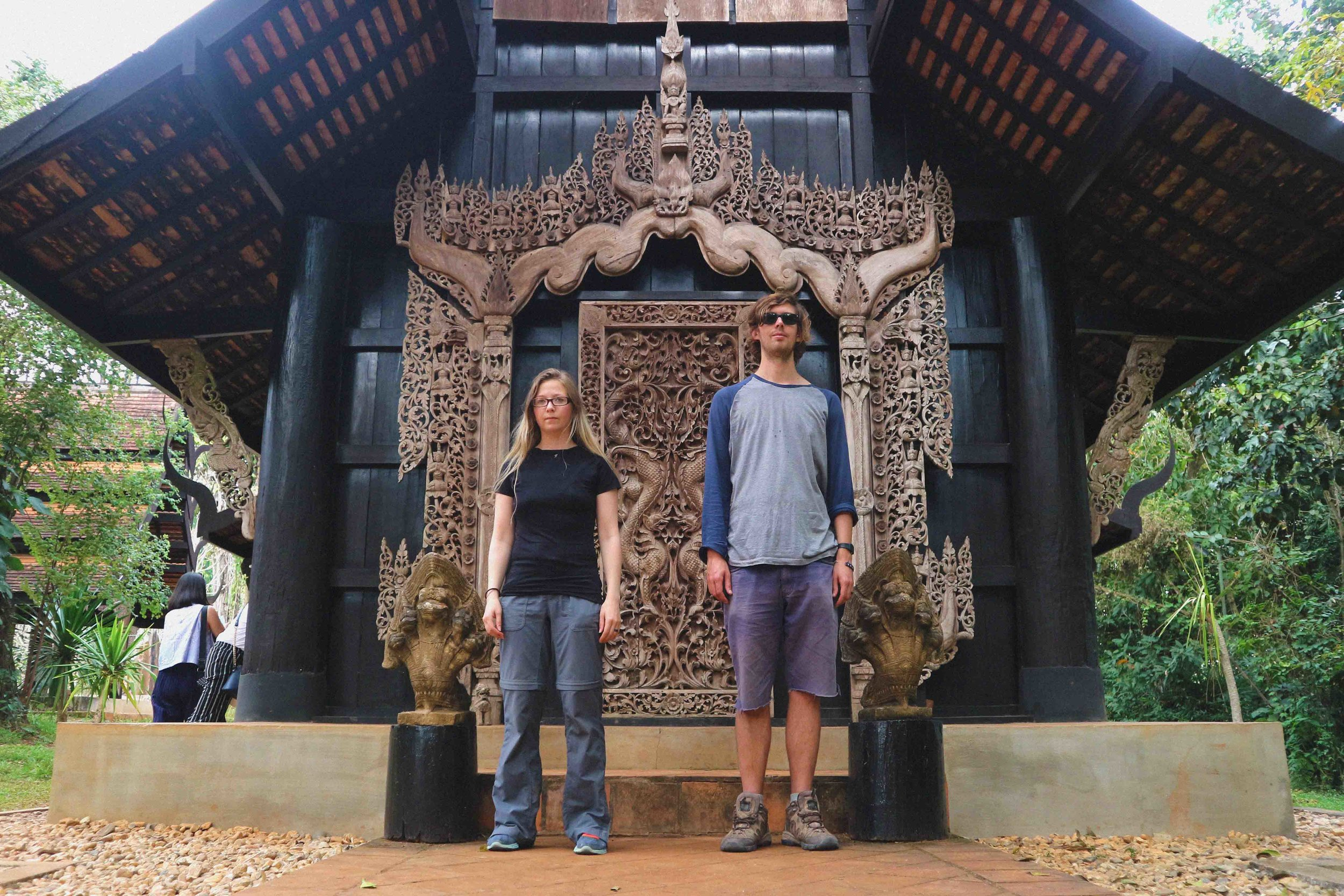 1 DAY ITINERARY IN CHIANG RAI  -