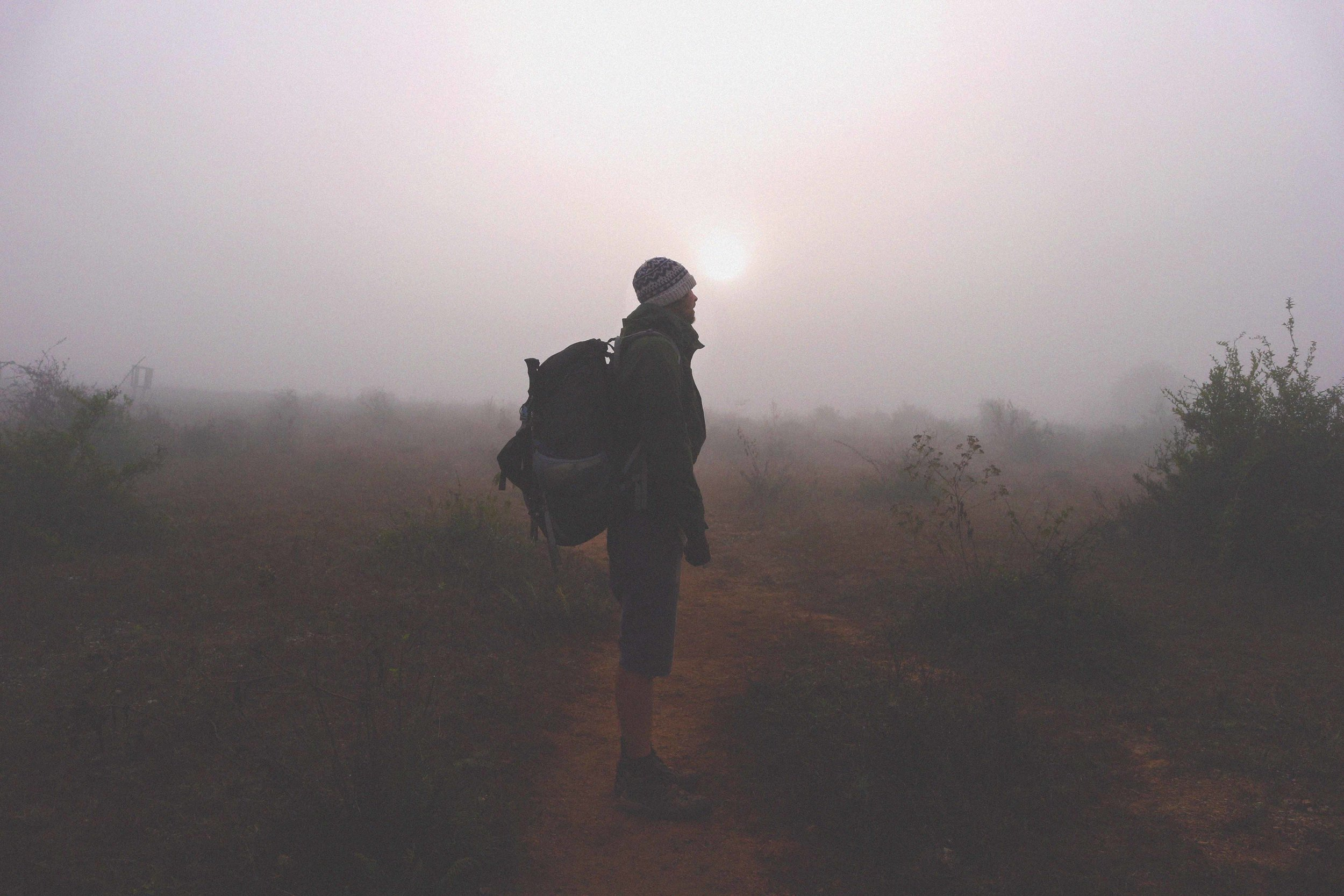 A misty start from Htee Dein