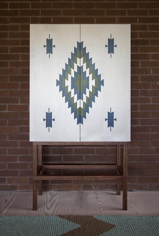Zapotec Cabinet