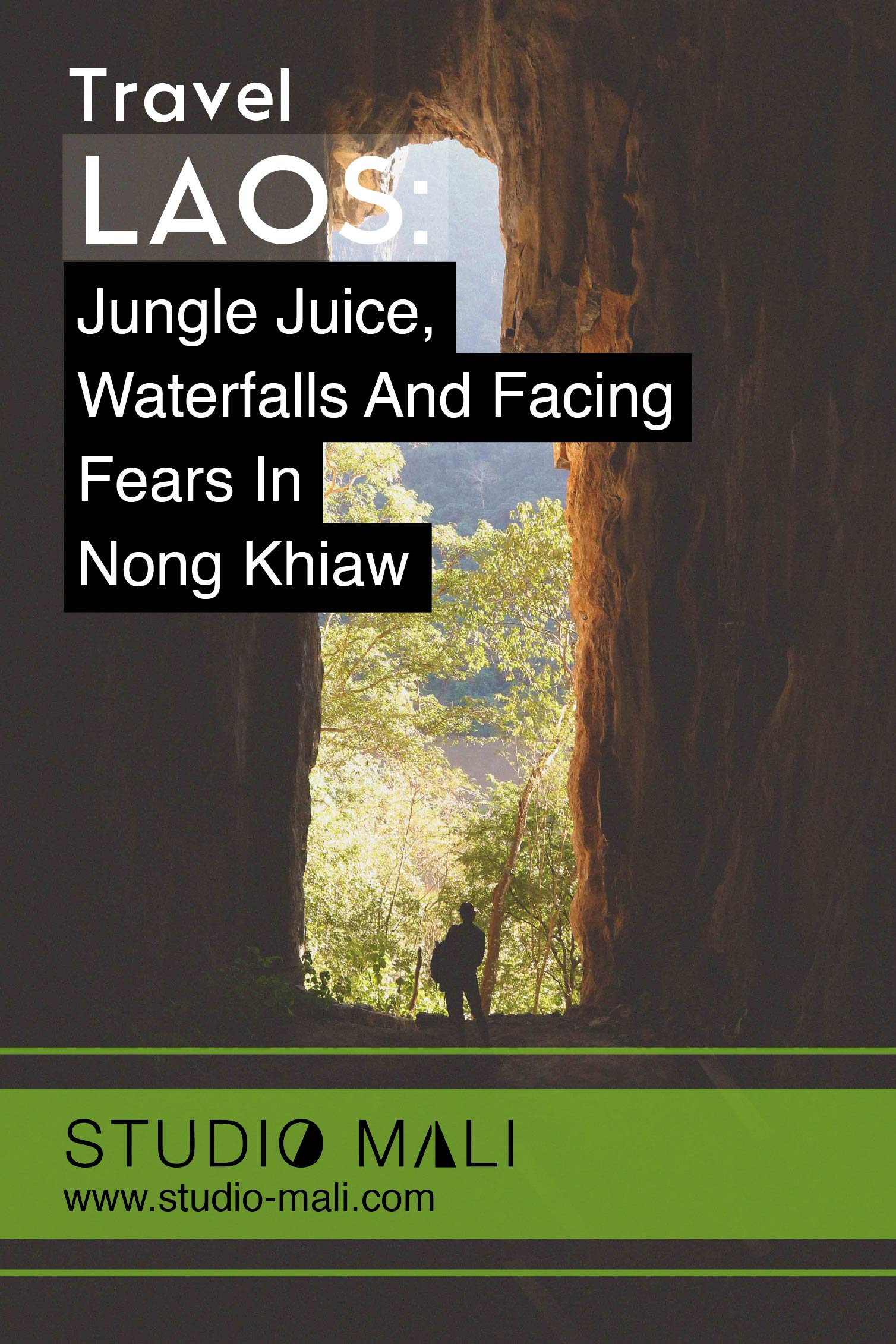 Laos - Jungle Juice, Waterfalls And Facing Fears In Nong Khiaw, By Studio Mali