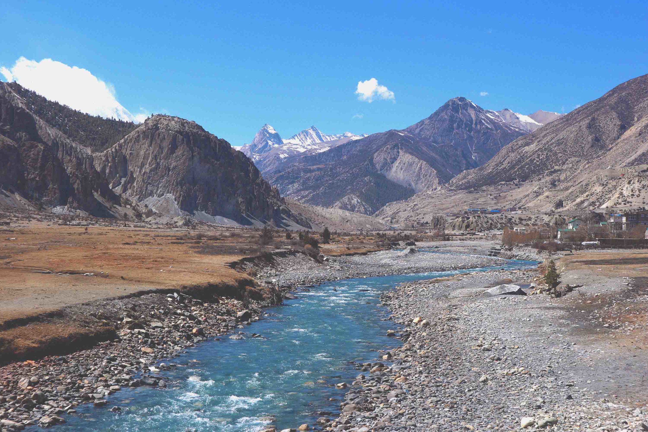 Annapurna Circuit -