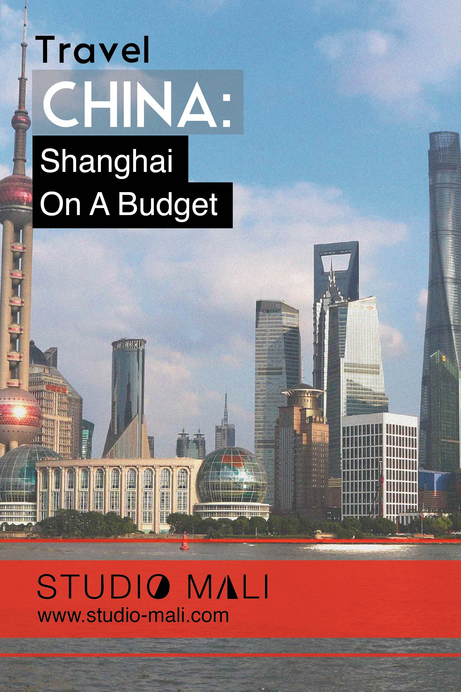 Shanghai On A Budget, by Studio Mali