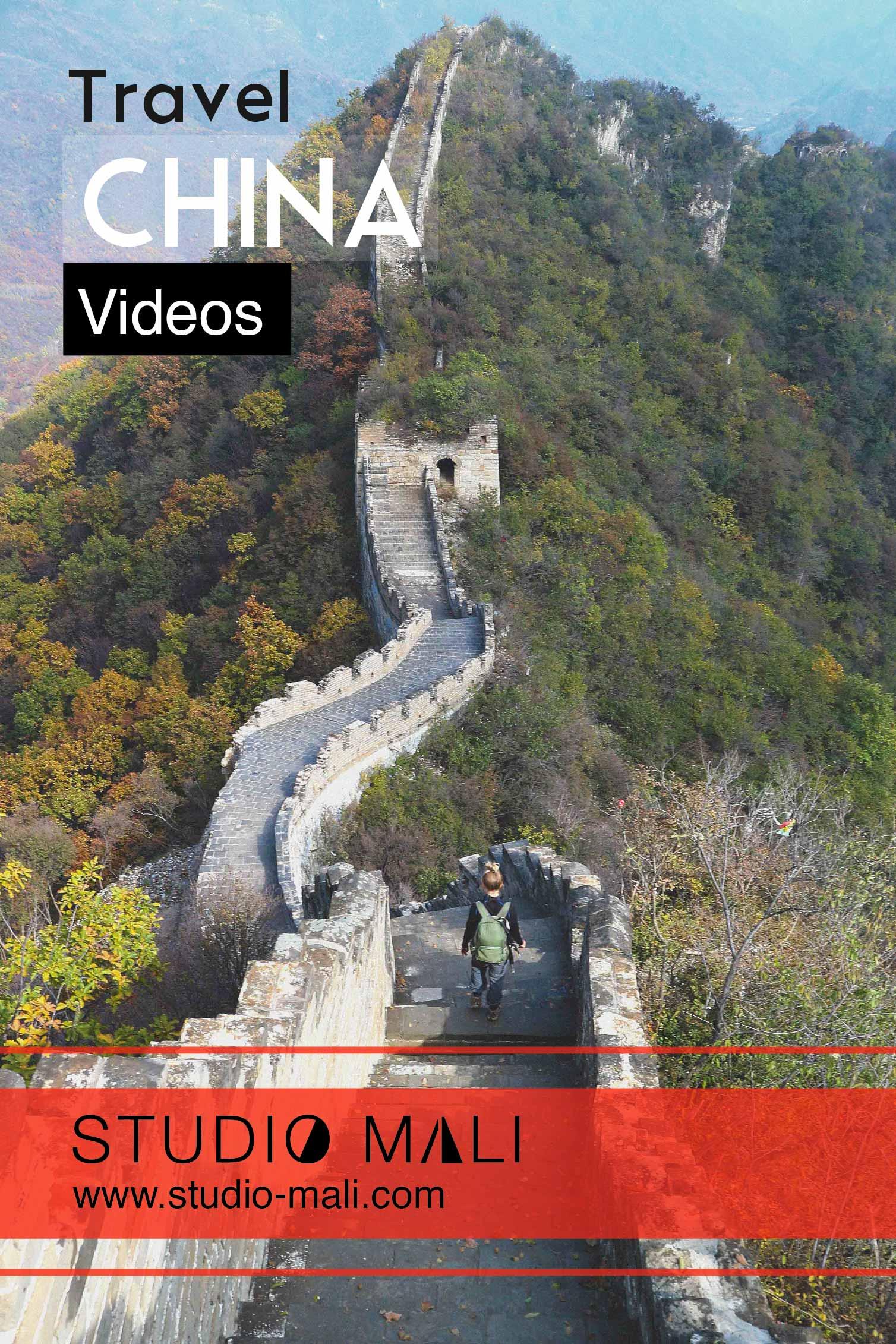 China Videos, By Studio Mali