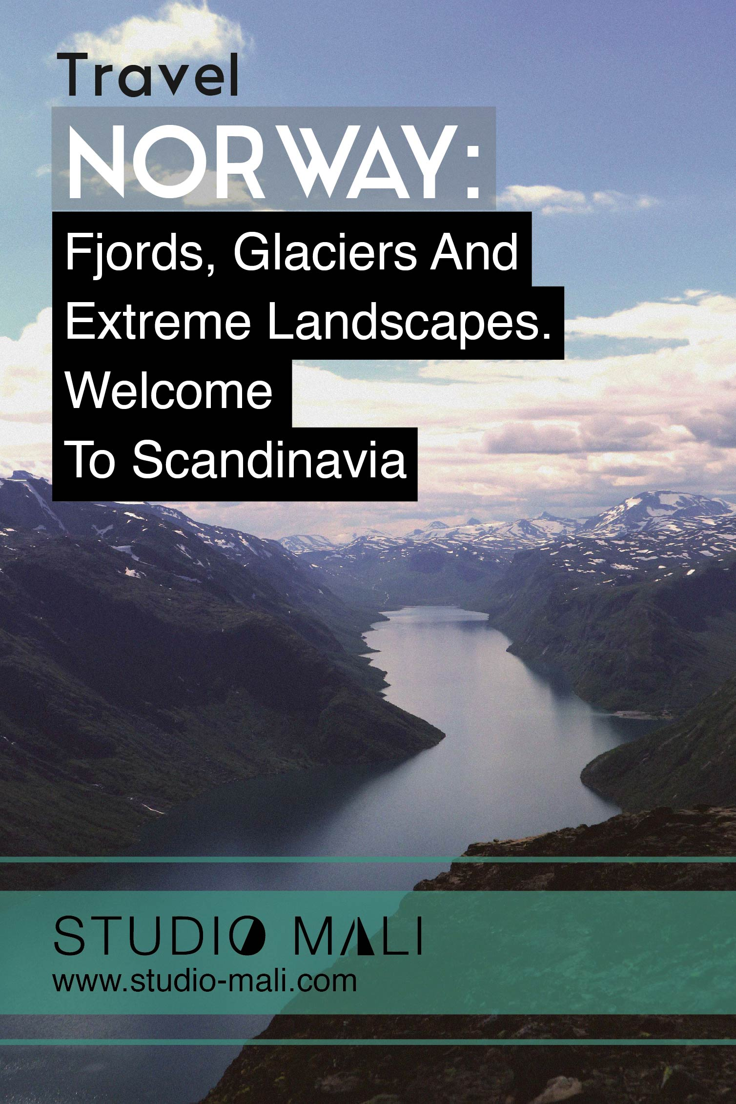 Norway - Fjords, Glaciers And Extreme Landscapes, by Studio Mali.jpg