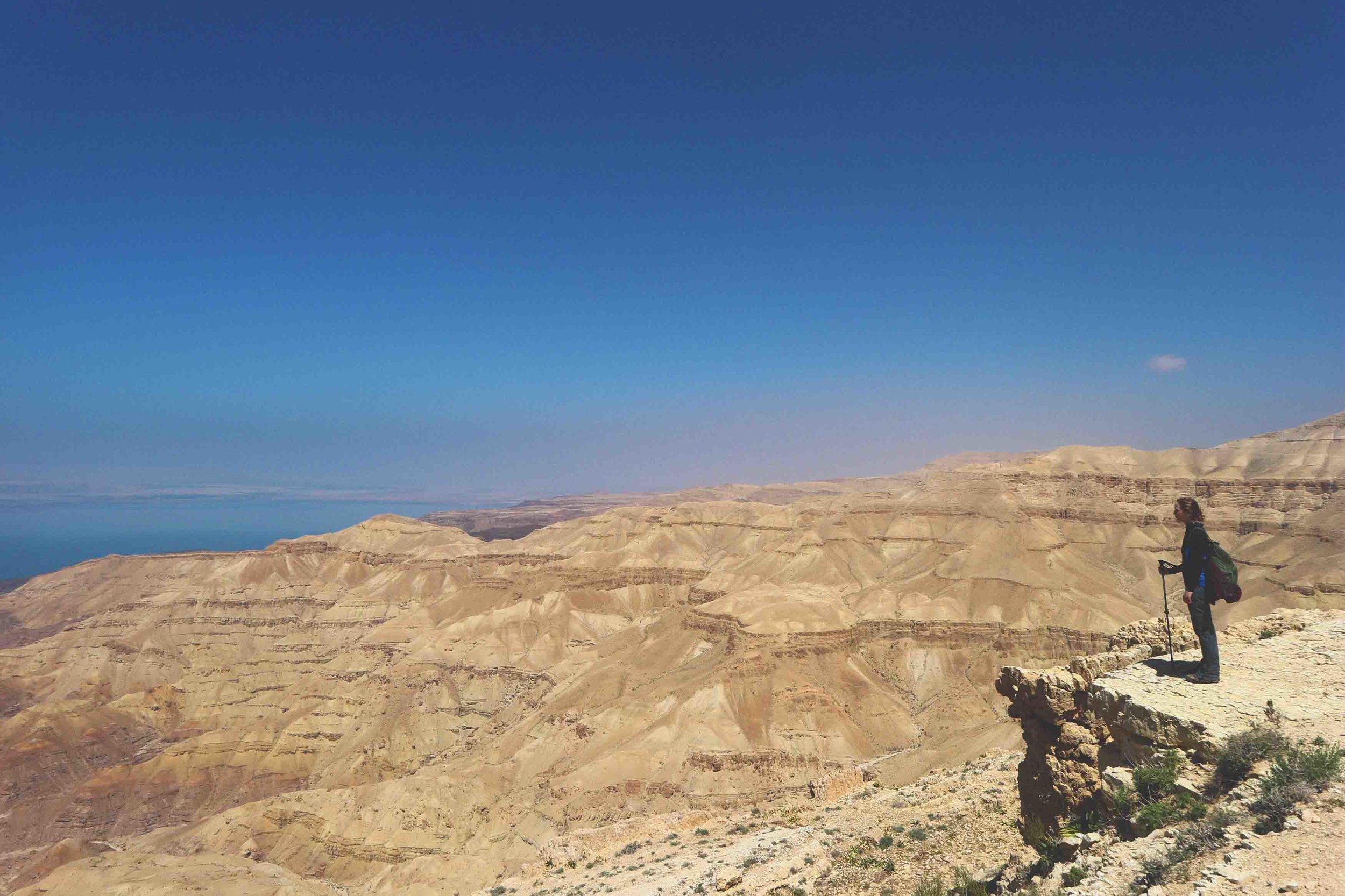 Mujib To The Dead Sea -