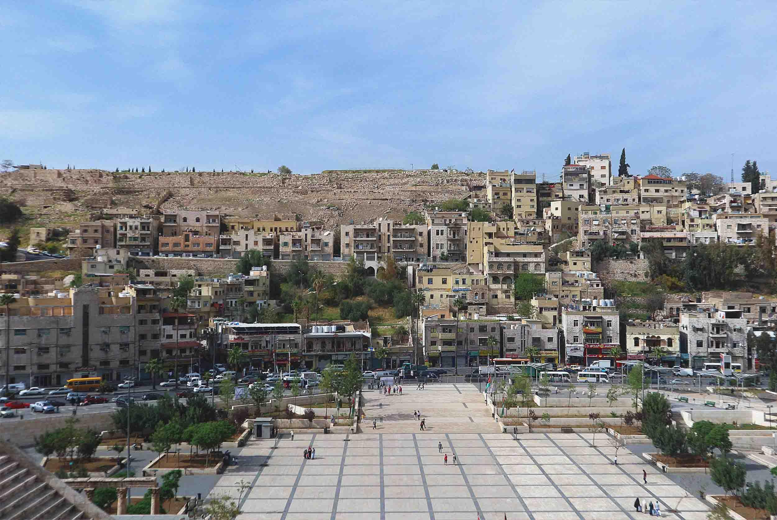 Amman On A Budget -
