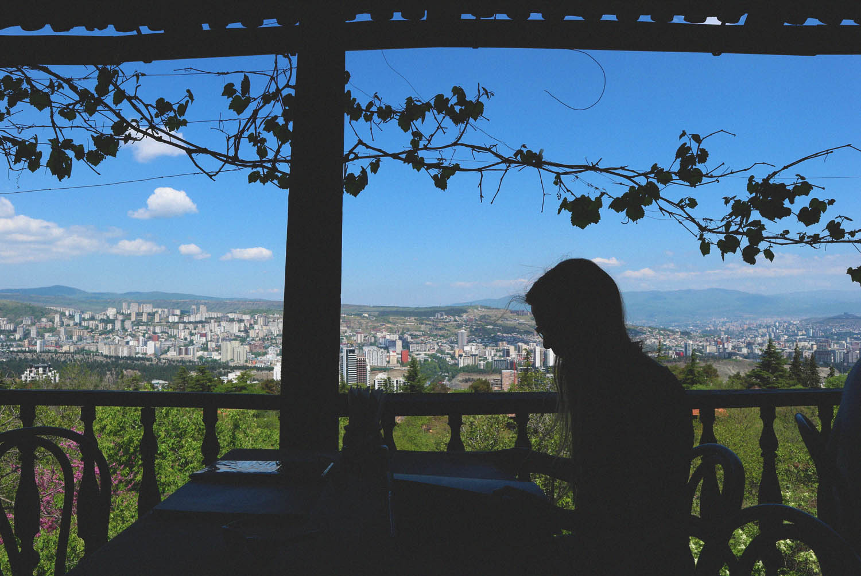 Amazing views at Rachasubani