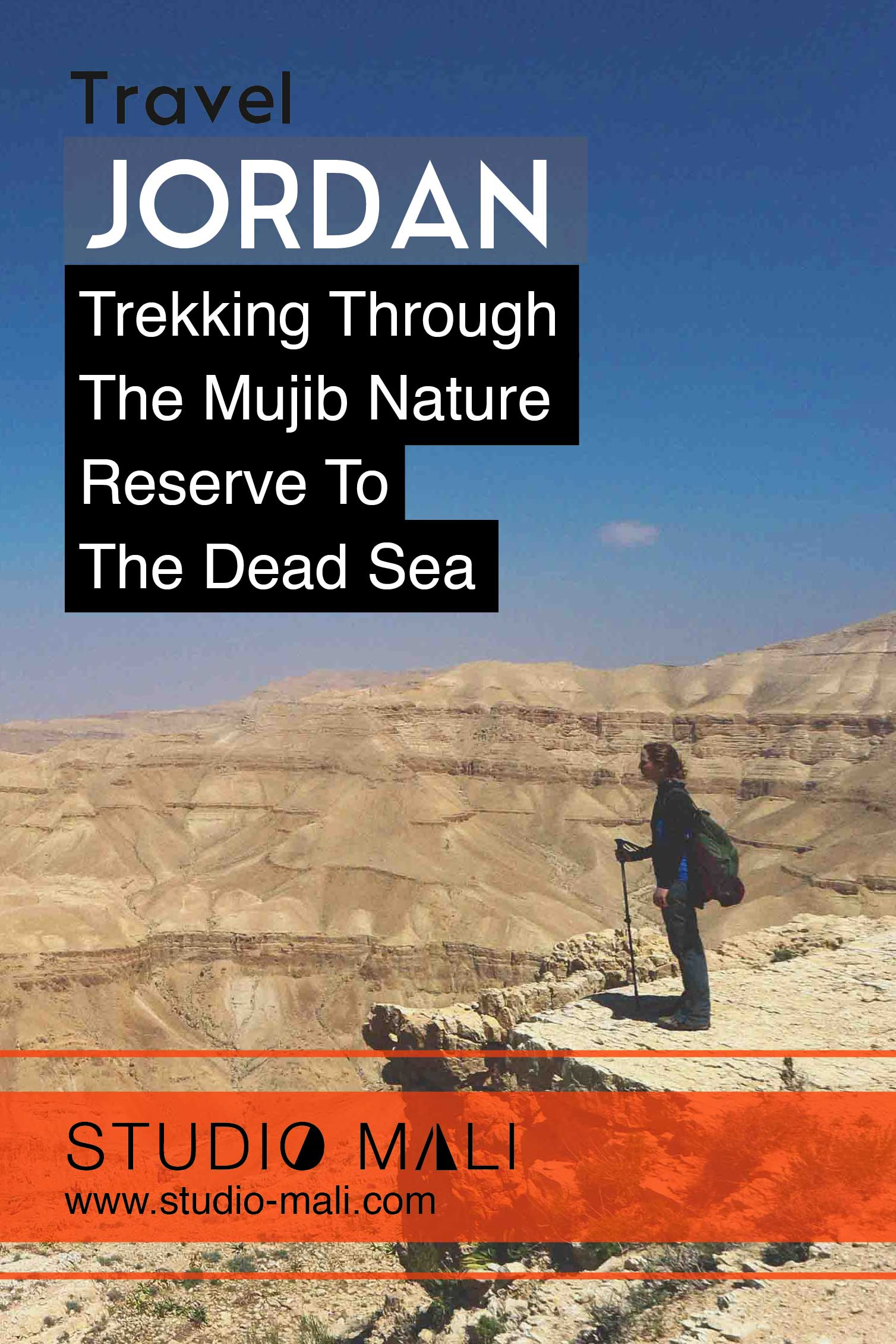 Jordan - Trekking Through The Mujib Nature Reserve To The Dead Sea, By Studio Mali.jpg