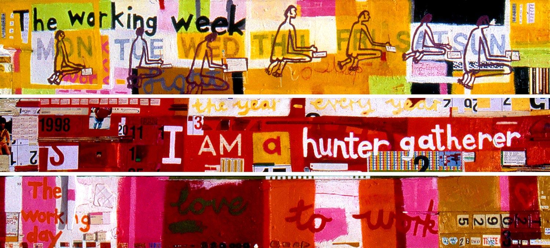 The working week, Hunter gatherer, Love to work