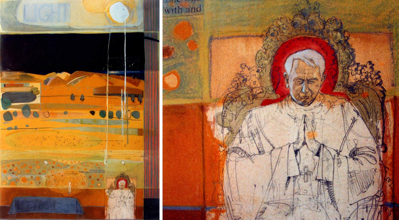 The pilgrim's tale (Cardinal Basil Hume)