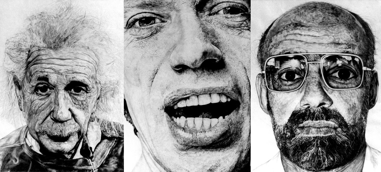 Albert, Mick and Vic