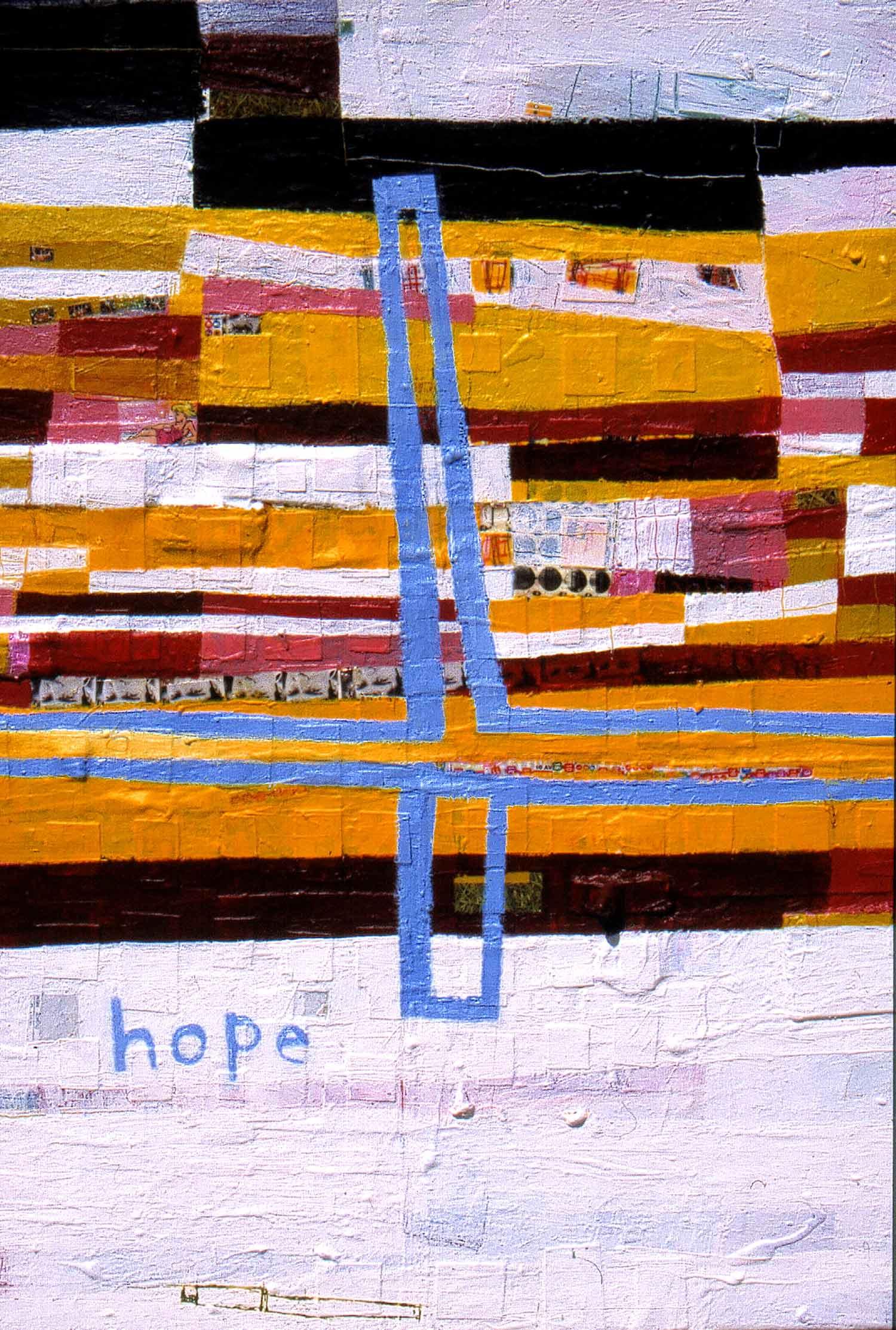 Faith, Hope and Charity 1 (detail)