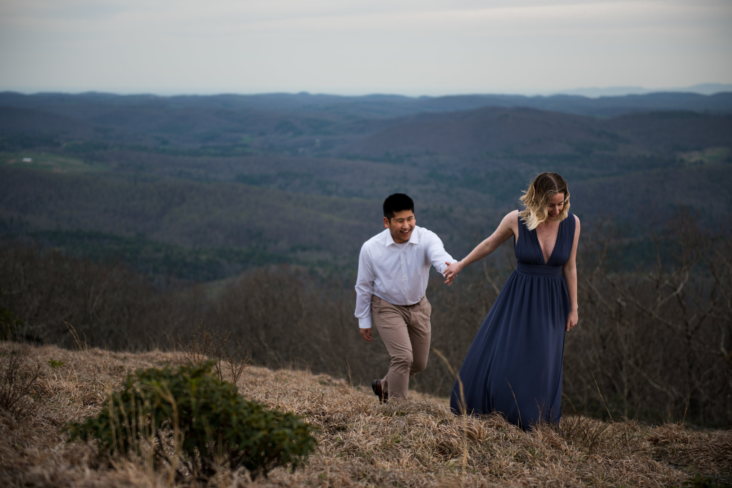 mountain engagement