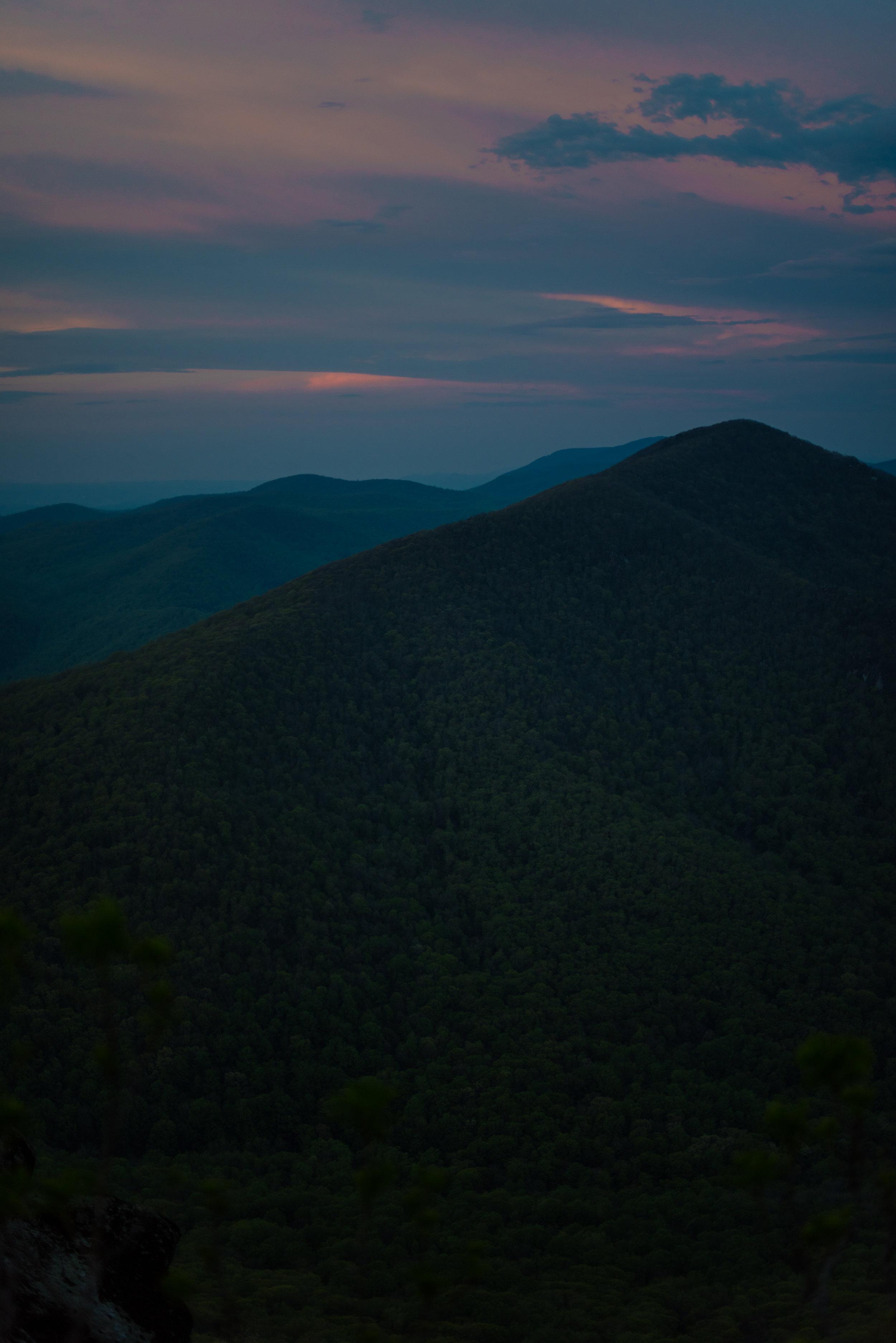 sharp top mountain virginia
